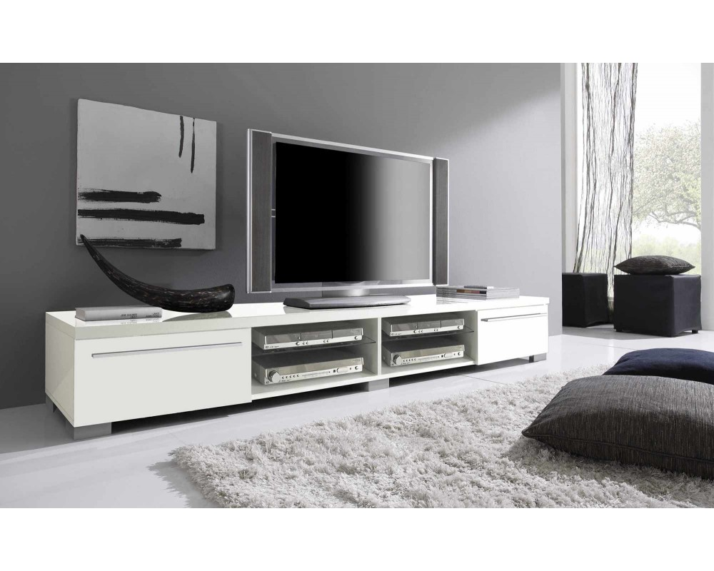 meuble bas de television maison design. Black Bedroom Furniture Sets. Home Design Ideas