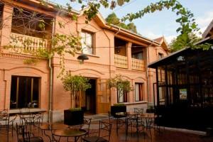 Hotel restaurant à Antananarivo