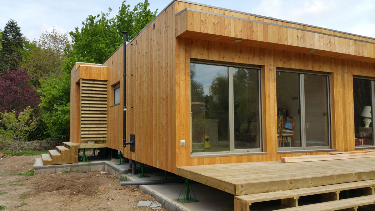 Maison Préfabriquées comment faire la différence entre une maison pré-usinée et préfabriquée?