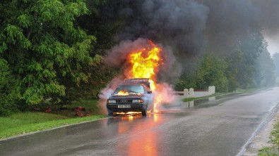 destructin voiture