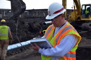 assurance sur un chantier