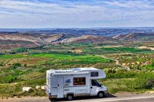visiter Angers en camping car