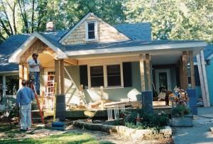 Ravaler la façade en fonction des matériaux de revêtement