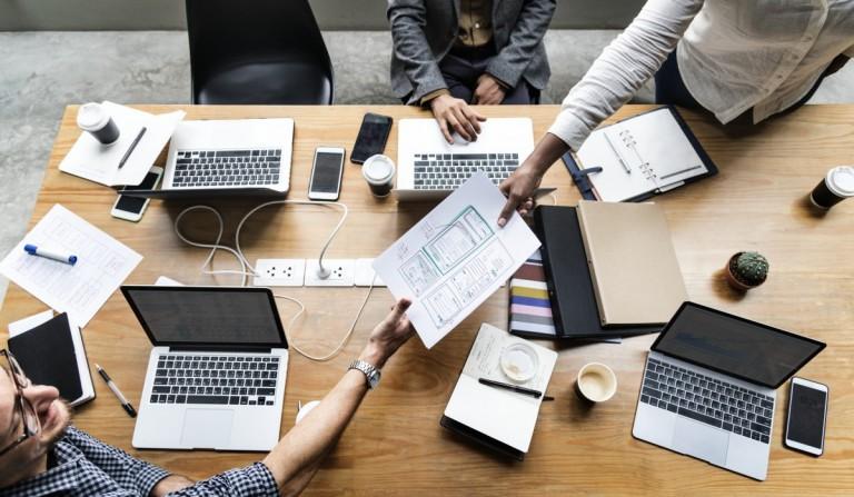 digitalisation de documents administratifs