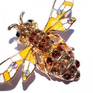 broche-en-forme-d-abeille-pour-femme-strass-couleur-or