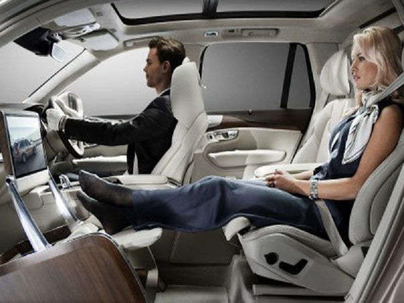 L'habitacle d'une voiture, plus important que la carrosserie